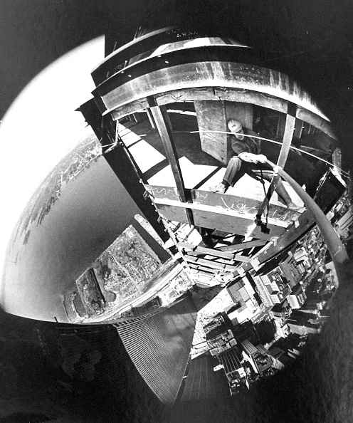 On Top Of「Twin Tower Fish Eye View」:写真・画像(11)[壁紙.com]