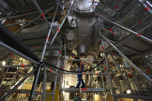 Scaffolding「Construction Continues On Wendelstein 7-X Reactor」:写真・画像(15)[壁紙.com]