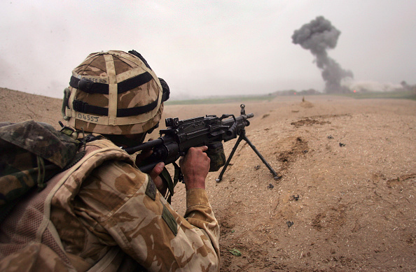 British Culture「British Forces Battle Taliban In Helmand Province」:写真・画像(17)[壁紙.com]