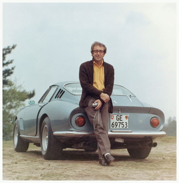 Ferrari「Sellers and Ferrari」:写真・画像(0)[壁紙.com]