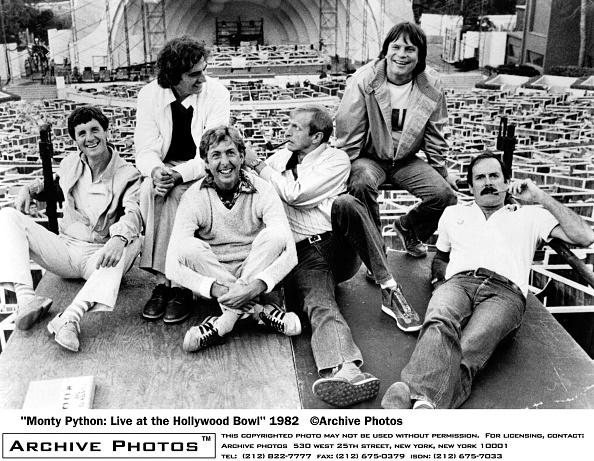 Comedian「Monty Python At The Hollywood Bowl」:写真・画像(0)[壁紙.com]