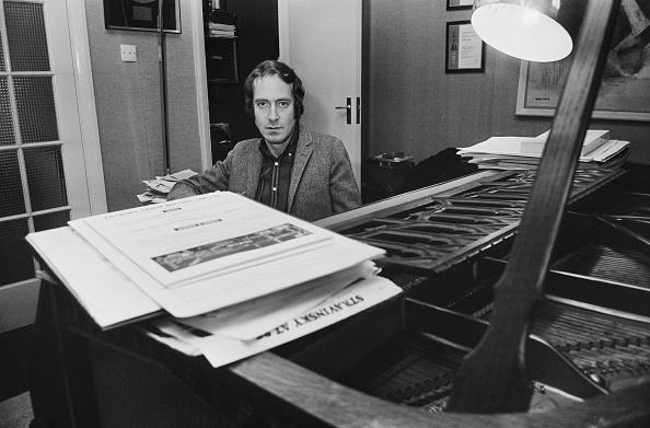 John Barry - Composer「John Barry」:写真・画像(0)[壁紙.com]
