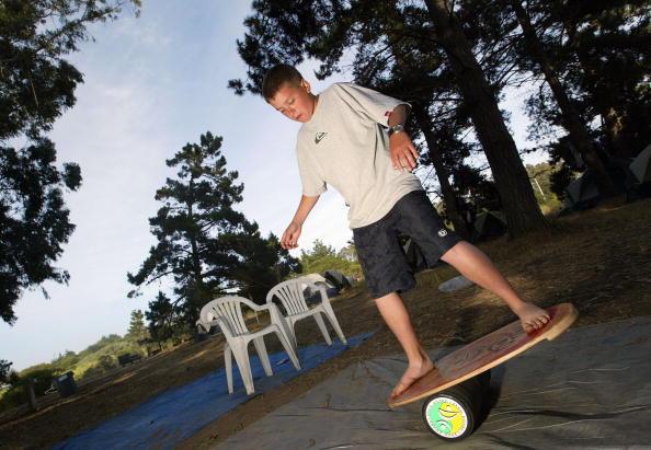 Balance「Trainees Hang Ten At California Surfing School」:写真・画像(13)[壁紙.com]