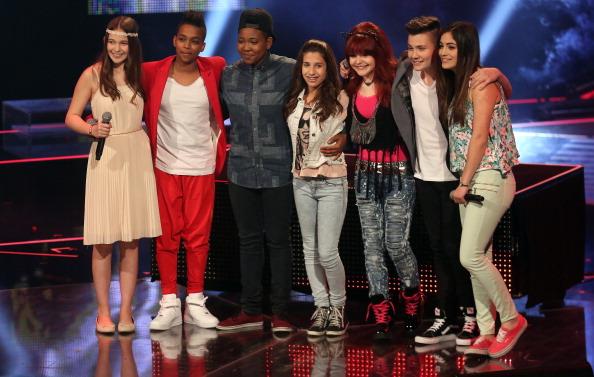 Competition「'The Voice Kids' Finale」:写真・画像(17)[壁紙.com]