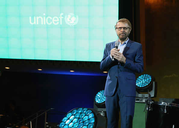 Bjorn Ulvaeus「UNICEF Launches The #IMAGINE Project To Celebrate The 25th Anniversary Of the Rights Of A Child」:写真・画像(2)[壁紙.com]