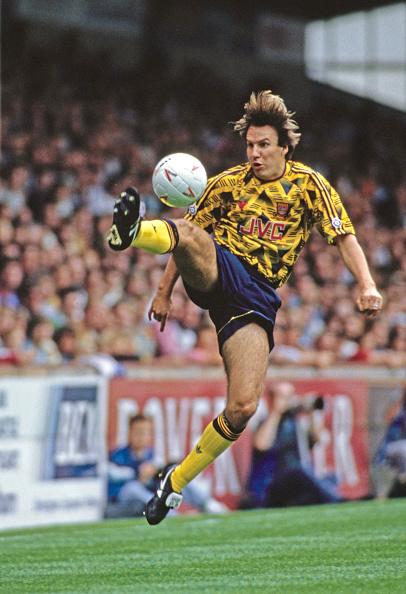 Yellow「Paul Merson Arsenal」:写真・画像(13)[壁紙.com]
