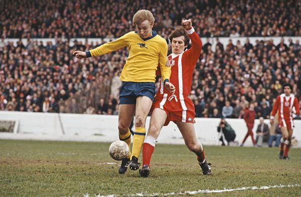 East Asia「1978 FA Cup Semi Final Orient v Arsenal」:写真・画像(2)[壁紙.com]