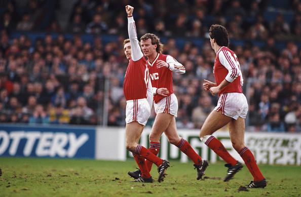 Club Soccer「FA Cup 4th Round 1988 Brighton v Arsenall 1988」:写真・画像(12)[壁紙.com]