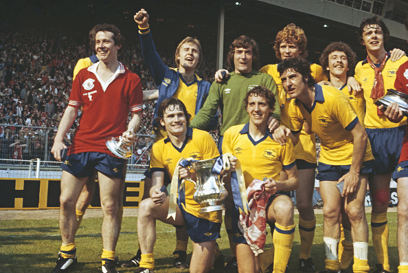 Brian Jennings「1979 FA Cup Final Arsenal v Manchester United」:写真・画像(17)[壁紙.com]