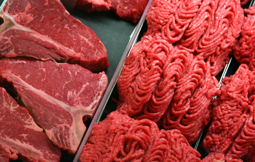Beef「Raw Meat - Steak and Ground Beef」:スマホ壁紙(12)