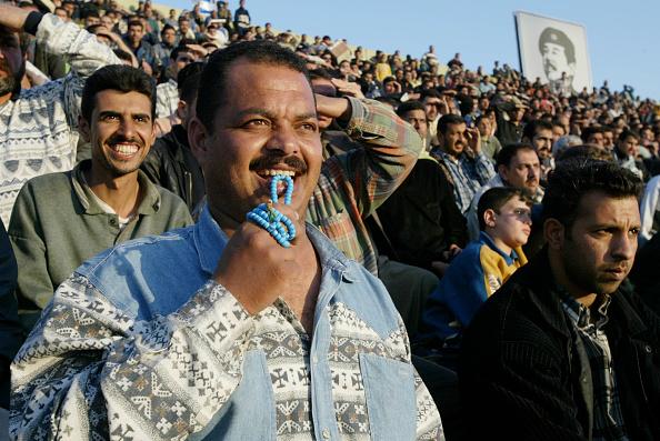 Male Likeness「Iraq Invites Back Chief U.N. Inspectors」:写真・画像(15)[壁紙.com]