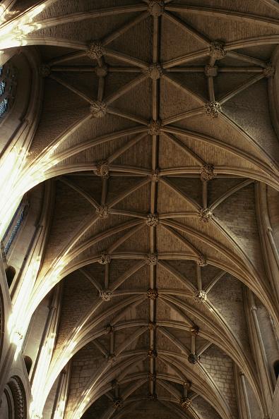 Ceiling「Malmesbury Abbey」:写真・画像(7)[壁紙.com]