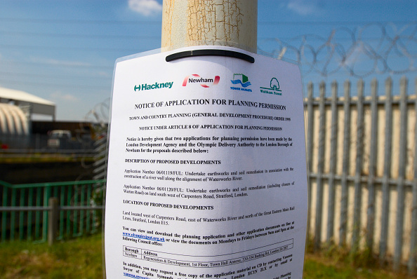 Applying「Notice of Application for Planning Permission at Olympic site, East London, UK」:写真・画像(10)[壁紙.com]