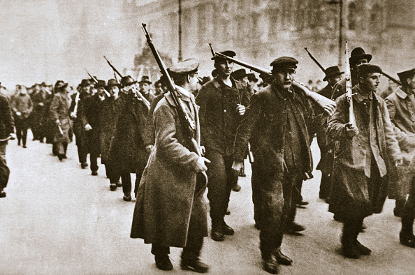 Rebellion「Scene During The German Revolution circa 1918-circa 1919」:写真・画像(4)[壁紙.com]