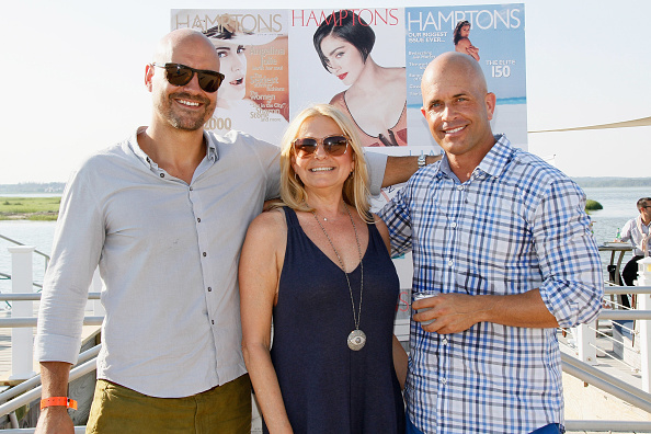 Water's Edge「Hamptons Magazine Celebrates An Intimate Dinner At Dockers Waterside Restaurant」:写真・画像(0)[壁紙.com]