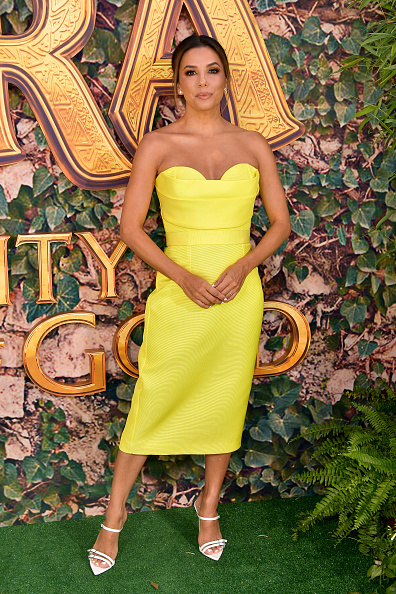 """Yellow Dress「LA Premiere Of Paramount Pictures' """"Dora And The Lost City Of Gold"""" - Arrivals」:写真・画像(12)[壁紙.com]"""