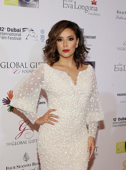エヴァ・ロンゴリア「2015 Dubai International Film Festival - Day 4」:写真・画像(6)[壁紙.com]