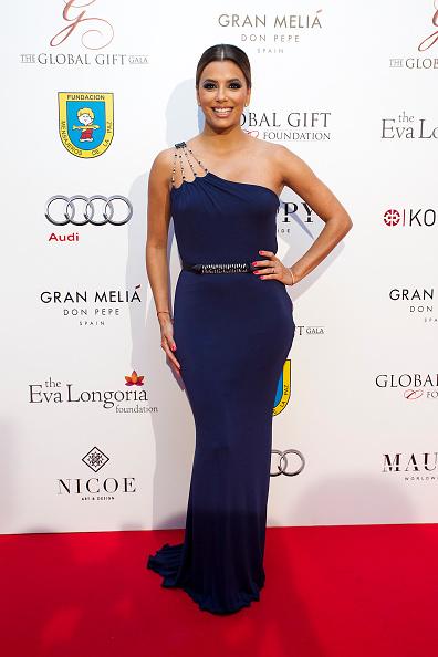 エヴァ・ロンゴリア「Global Gift Gala Marbella 2016」:写真・画像(5)[壁紙.com]