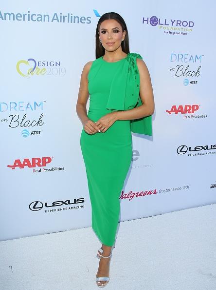 Green Color「HollyRod Foundation's 21st Annual DesignCare Gala - Arrivals」:写真・画像(5)[壁紙.com]