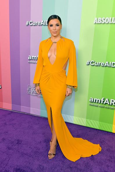 Yellow Dress「2019 amfAR Gala Los Angeles - Arrivals」:写真・画像(10)[壁紙.com]