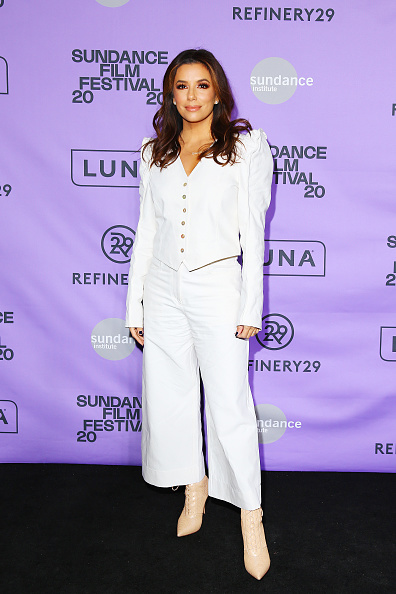 Wide Leg Pants「2020 Women At Sundance Celebration Hosted By Sundance Institute And Refinery29, Presented By LUNA」:写真・画像(2)[壁紙.com]