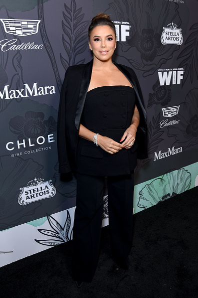 Presley Ann「12th Annual Women In Film Oscar Nominees Party Presented By Max Mara With Additional Support From Chloe Wine Collection, Stella Artois and Cadillac - Red Carpet」:写真・画像(9)[壁紙.com]