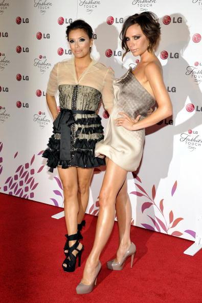 Mini Dress「Victoria Beckham & Eva Longoria Parker Host A Night Of Fashion & Technology」:写真・画像(3)[壁紙.com]