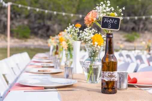 結婚「USA, Texas, Outdoor Wedding reception」:スマホ壁紙(11)