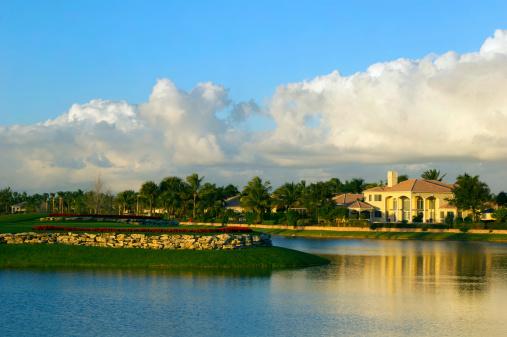 Water Hazard「Florida Golf Community」:スマホ壁紙(18)