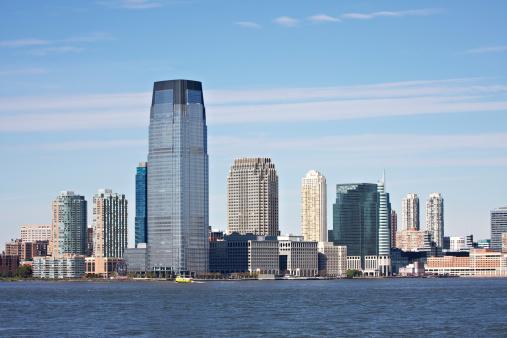 Jersey City「Jersey City skyline」:スマホ壁紙(13)