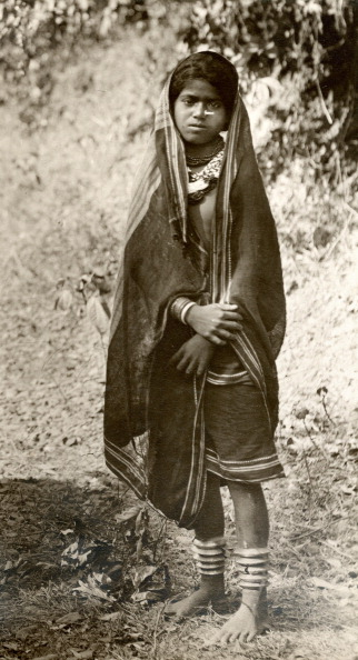 Indian Subcontinent Ethnicity「Bhil Girl」:写真・画像(15)[壁紙.com]