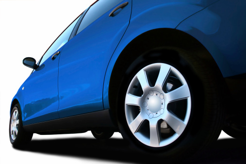 Low Angle View「Car Wheels」:スマホ壁紙(16)