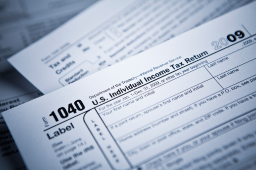 Tax Form「Income tax numbers at the accountant's office」:スマホ壁紙(14)