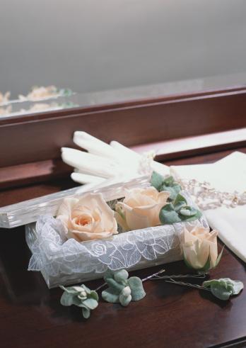 Dressing Table「Flower Decoration」:スマホ壁紙(17)