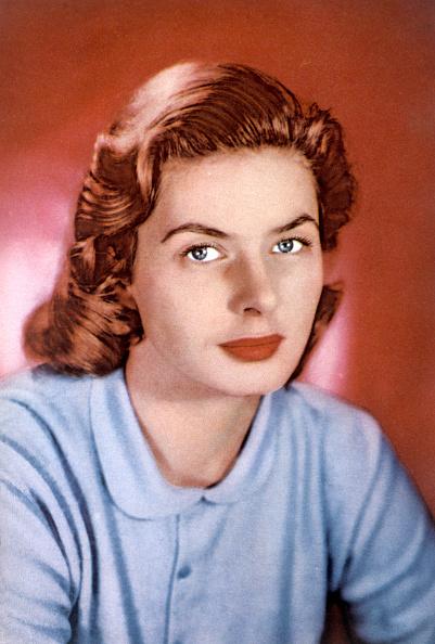 1940-1949「Ingrid Bergman, Portrait Ca. 1940S.」:写真・画像(9)[壁紙.com]