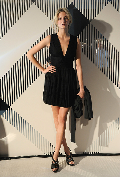 Tamsin Egerton「Burberry Afterparty Arrivals: Spring/Summer 2010 - London Fashion Week」:写真・画像(9)[壁紙.com]