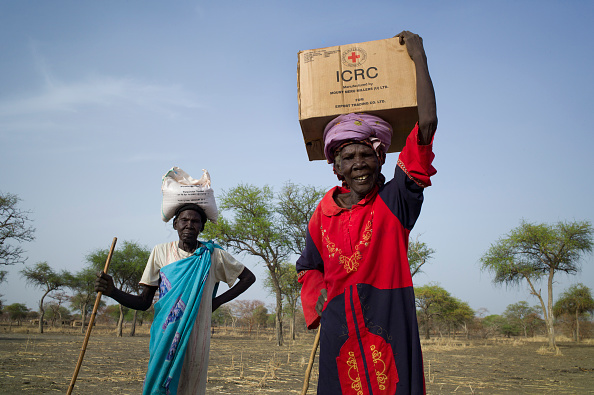 Tom Stoddart Archive「Farming Aid To South Sudan」:写真・画像(11)[壁紙.com]