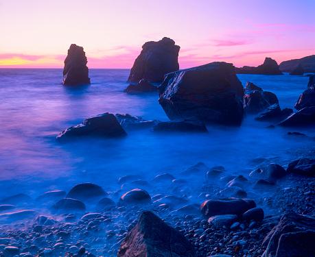 Big Sur「California coastline」:スマホ壁紙(7)