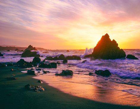 California State Route 1「California coastline」:スマホ壁紙(8)