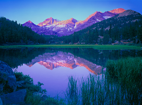 Inyo National Forest「California Sierra Nevada Mountains  (g)」:スマホ壁紙(8)