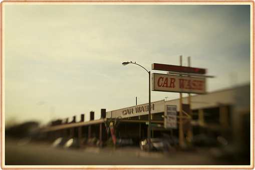 City Of Los Angeles「California Car Wash」:スマホ壁紙(5)