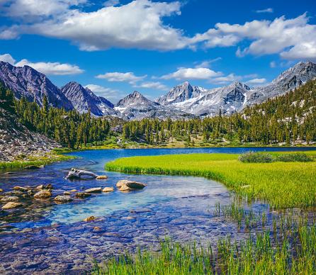 Inyo National Forest「California Sierra Nevada Range Inyo National Forest」:スマホ壁紙(1)