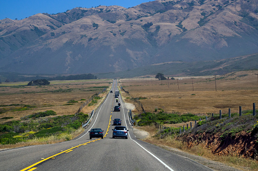 California State Route 1「California Highway 1 along central coast」:スマホ壁紙(19)