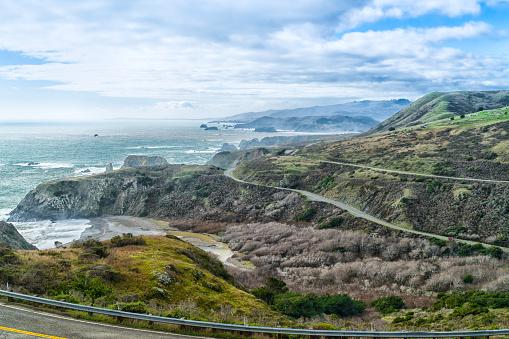 California State Route 1「California Highway One.」:スマホ壁紙(17)