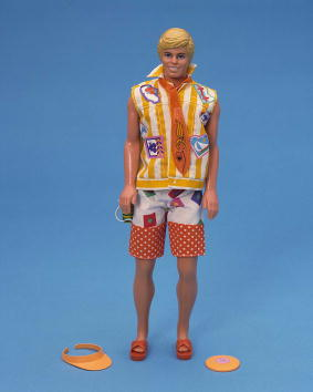 Doll「Mattel's Ken Doll Celebrates 40th Anniversary」:写真・画像(0)[壁紙.com]