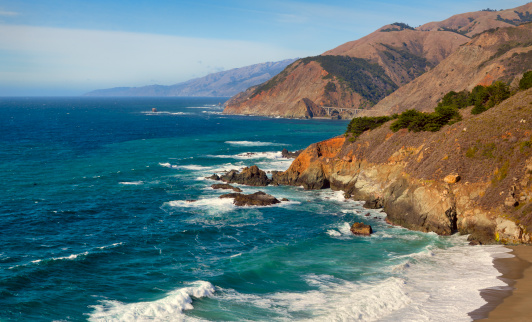 Big Sur「USA, California, Big Sur Coastline」:スマホ壁紙(14)