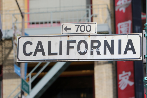Boulevard「California Street in San Francisco, USA」:スマホ壁紙(13)