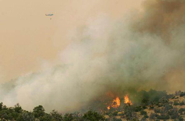 Wilderness Area「Escalating California Wildfire Threatens San Bernardino Forest」:写真・画像(18)[壁紙.com]