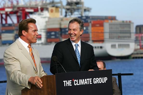 Environmental Damage「Schwarzenegger, Blair Preside Over Environmental Roundtable」:写真・画像(14)[壁紙.com]
