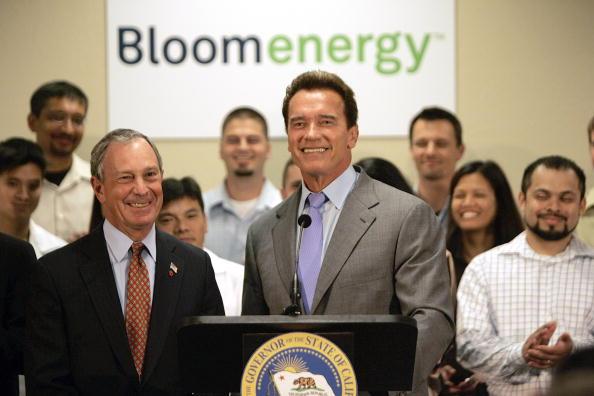 Power Supply「Schwarzenegger And Bloomberg Meet On Climate Crisis」:写真・画像(3)[壁紙.com]